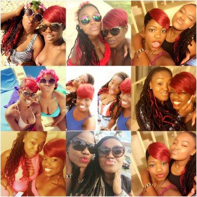 Florida Selfies x Cousins