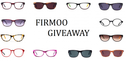 Giveaways: Firmoo Glasses Giveaway
