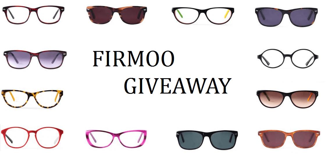 Giveaways: Firmoo Eyeglasses Giveaway
