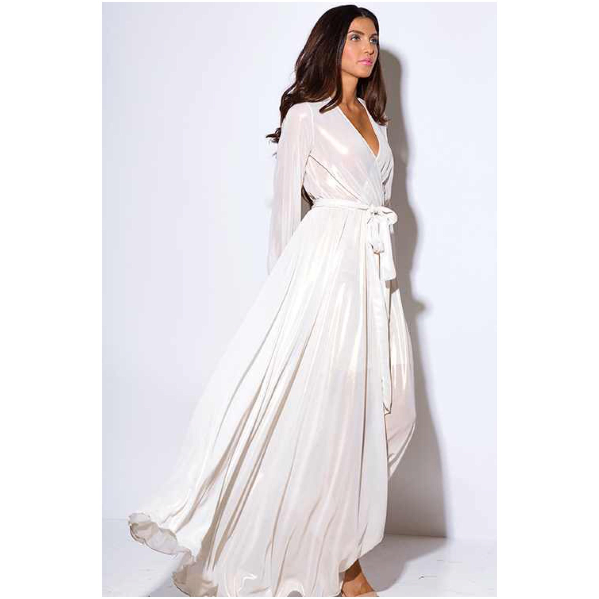 NEW ARRIVALS: MORE WHITE MAXI DRESSES