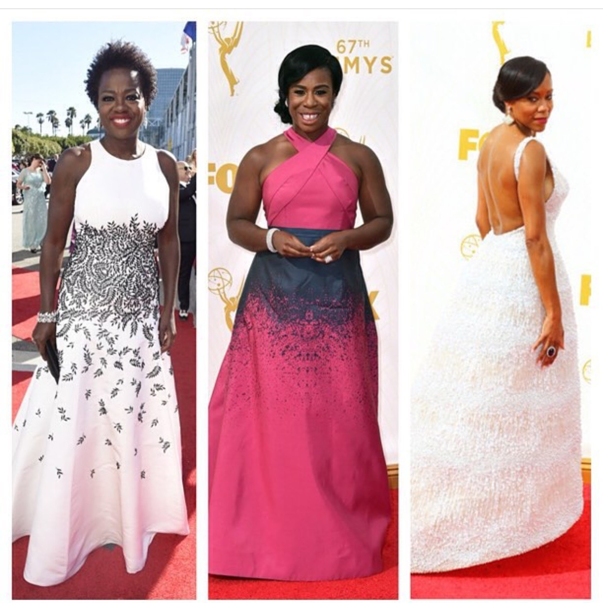 67th Emmys 2015- Best Dressed- Winners