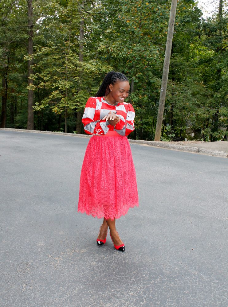 Style Book: Church Chic-Early Fall Colors