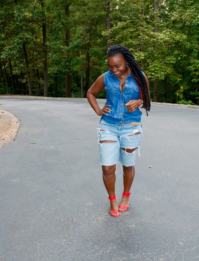 STYLE BOOK: DENIM ON DENIM OUTFITS
