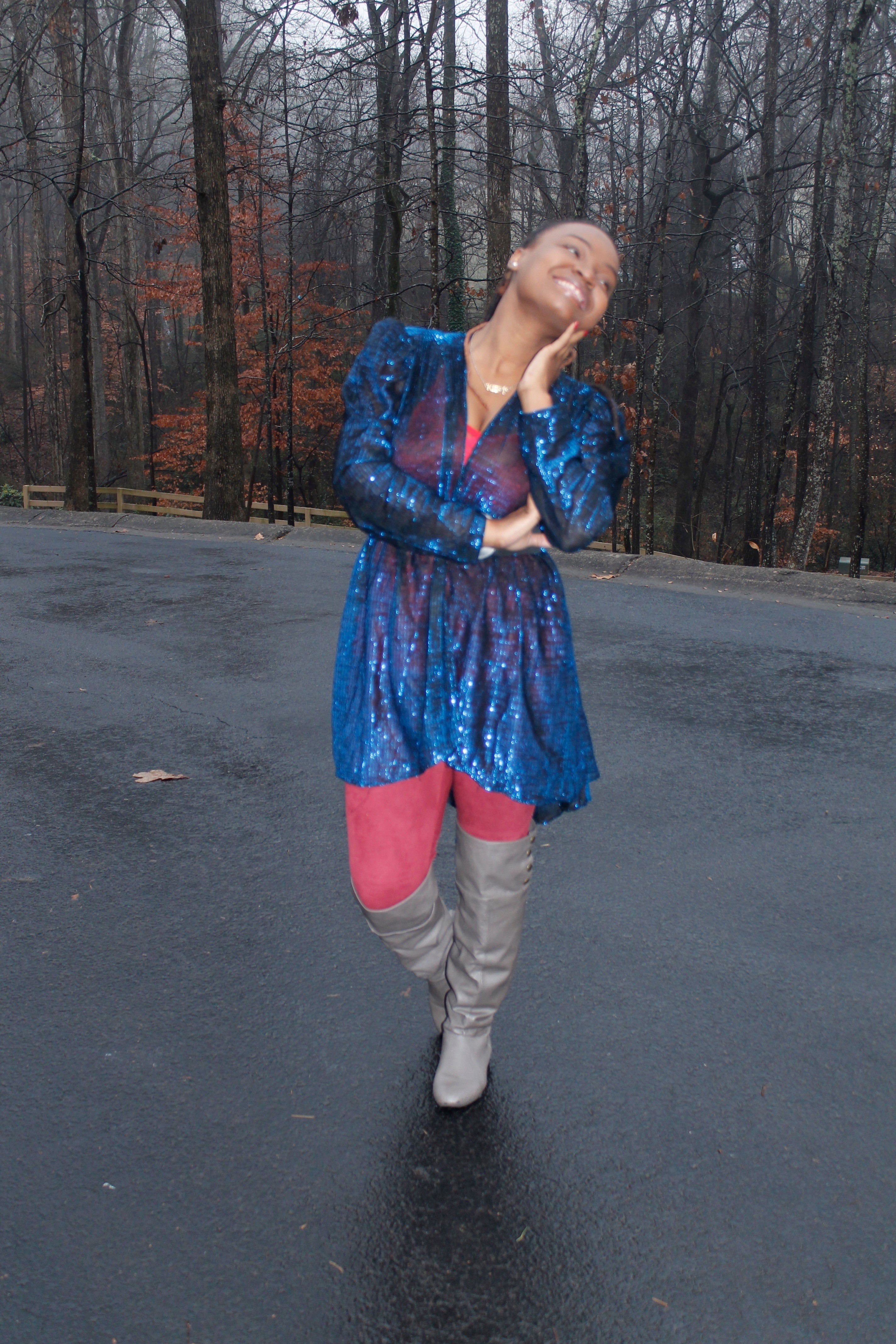 STYLE BOOK: MORE SPARKLES