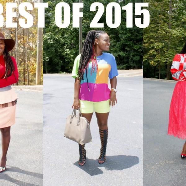 STYLE BOOK: MY TOP TEN BEST LOOKS OF 2015