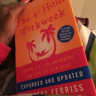 12 BOOKS: JANUARY PICK- THE 4 HOUR WORK WEEK