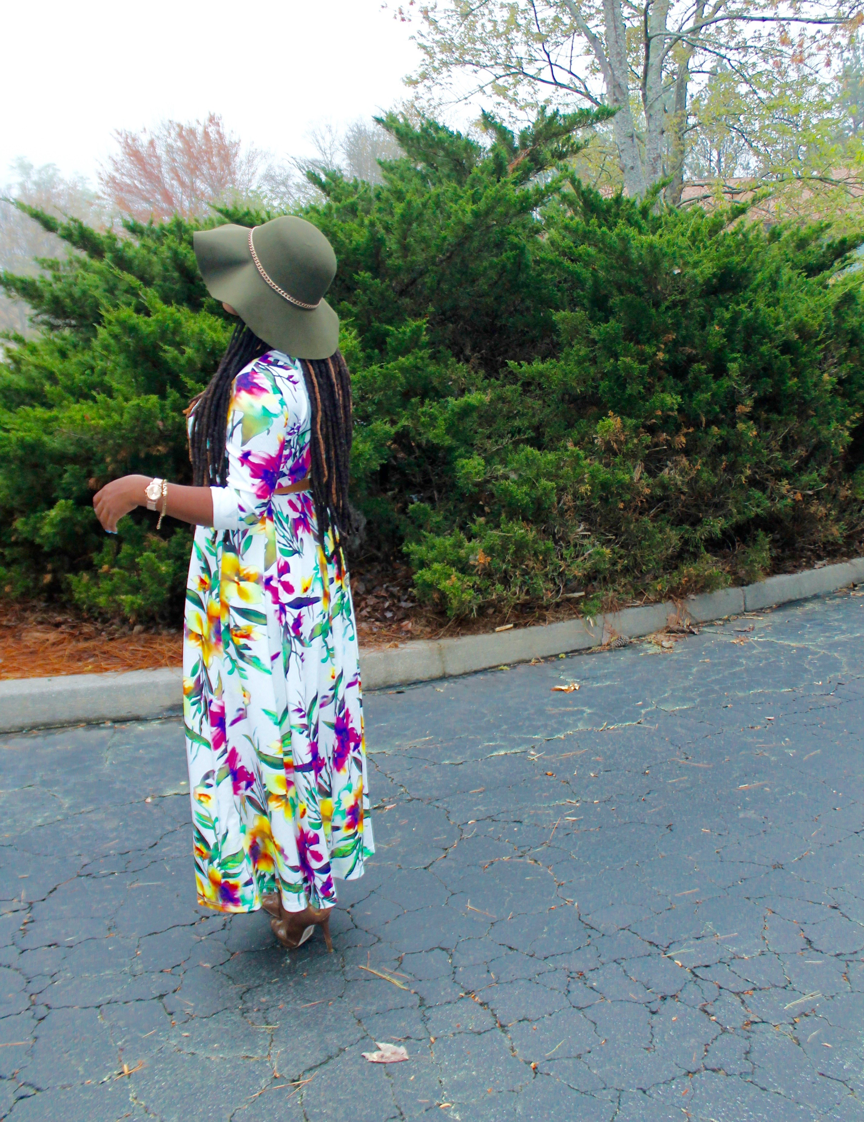 STYLE BOOK: CHURCH CHIC- EASTER DRESS