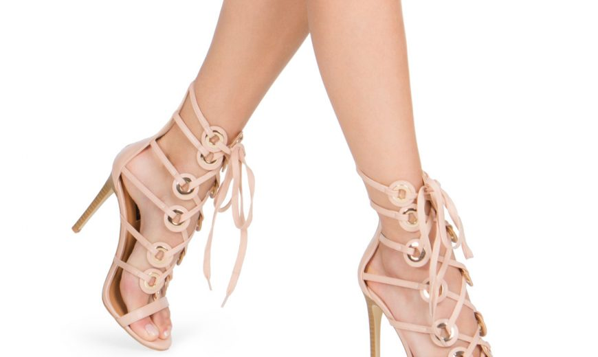 STYLE: SHOEDAZZLE BIRTHDAY SHOES