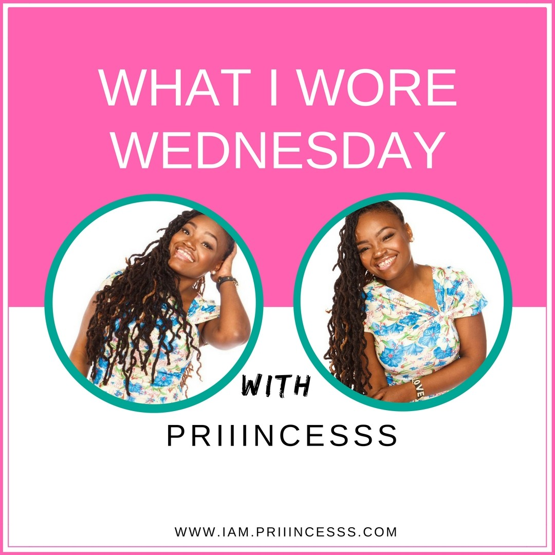 WIWw: WHAT I WORE WEDNESDAY LINK PARTY