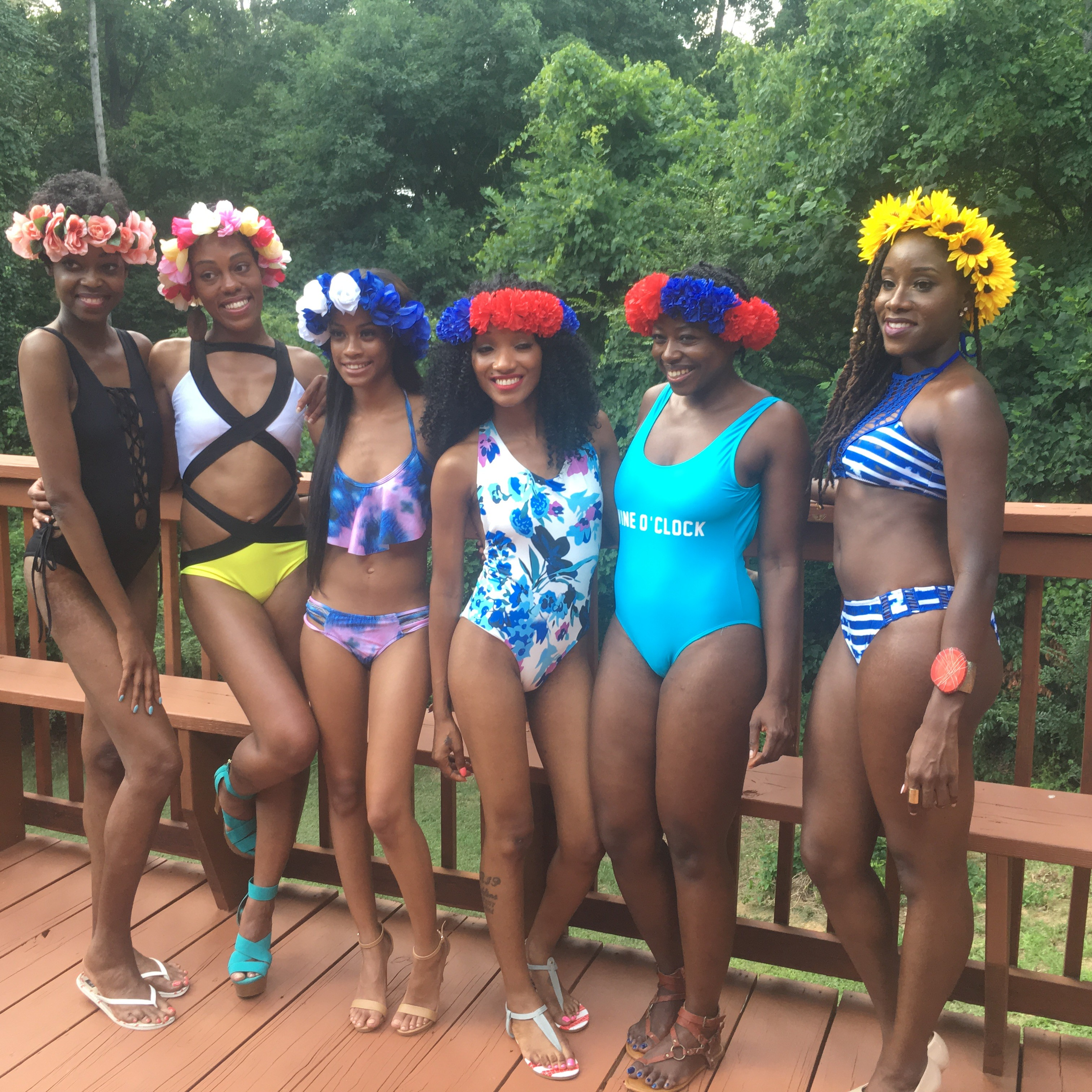 POOL PARTY FUNDRAISER FASHION SHOW