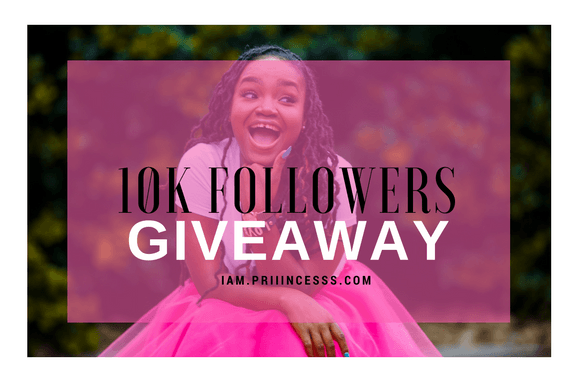 10K INSTAGRAM FOLLOWERS GIVEAWAY