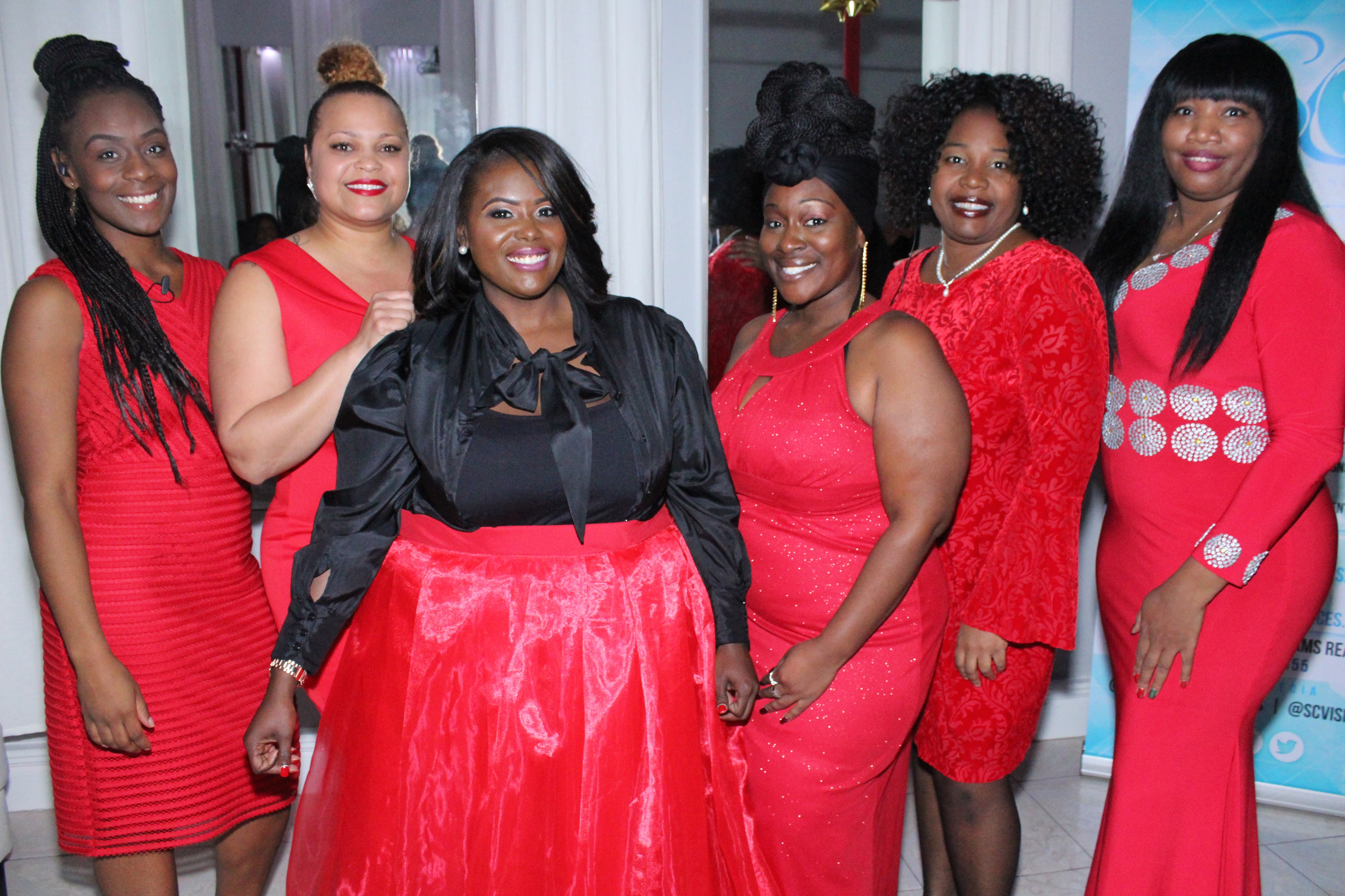 SOCIAL: SC VISIONARY SERVICES HOLIDAY PARTY