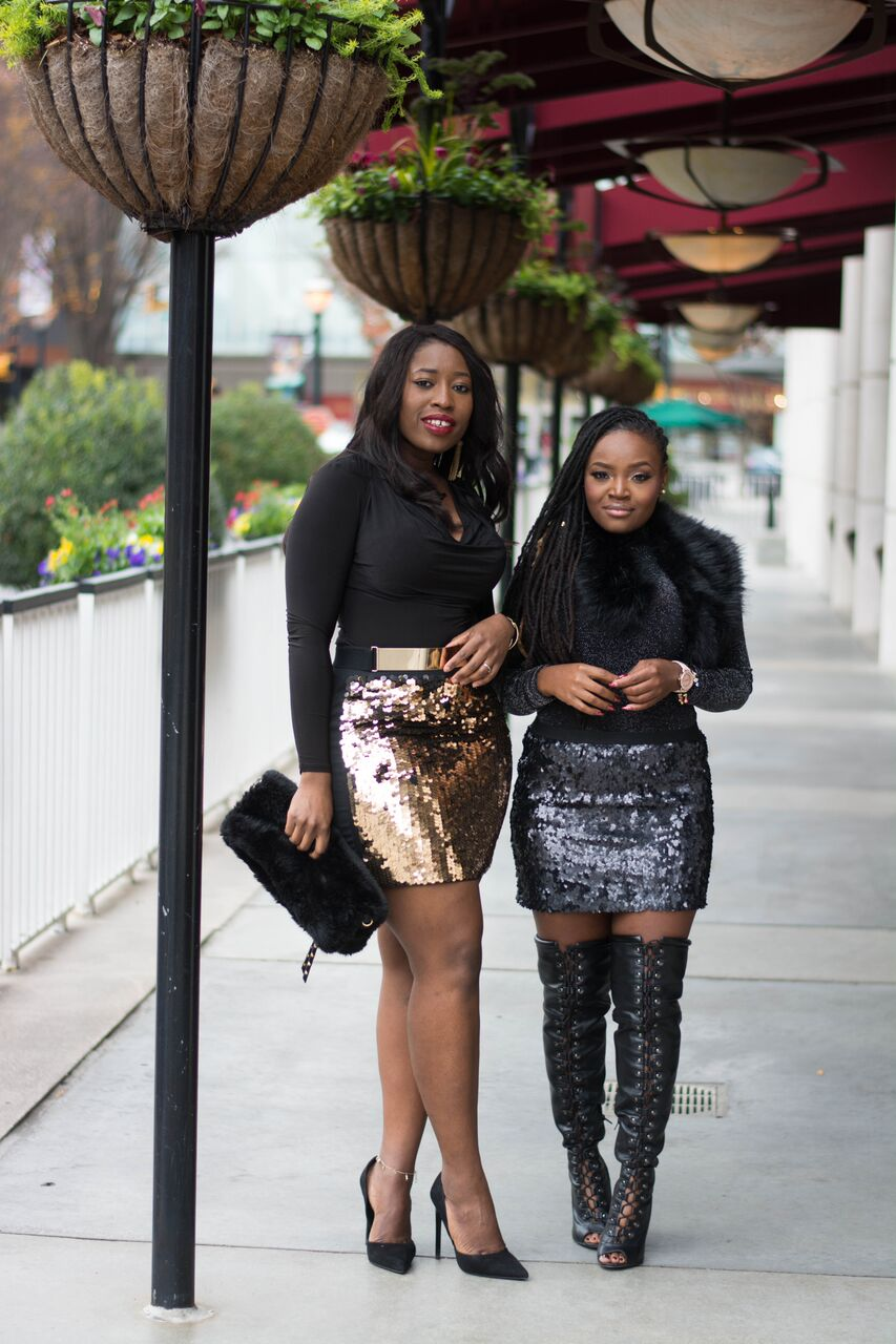 STYLE: BLOGGERS NEW YEARS EVE OUTFITS