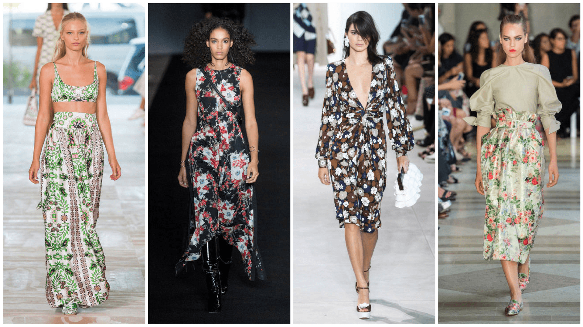 TOP FIVE SPRING SUMMER 2017 FASHION TRENDS