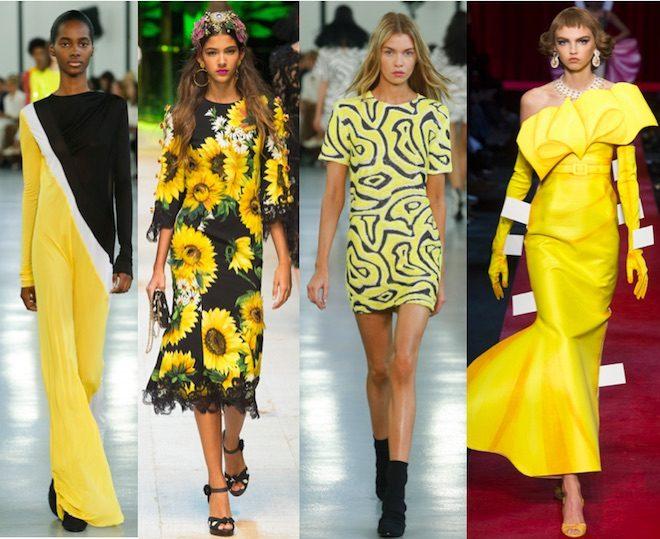 Spring/ Summer 2017 Fashion Trends