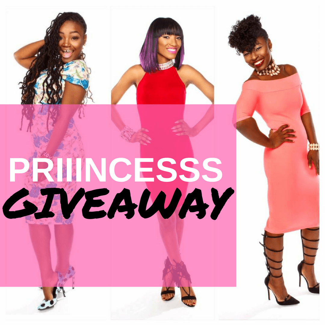 FASHION: PRIIINCESSS CLOTHING GIVEAWAY