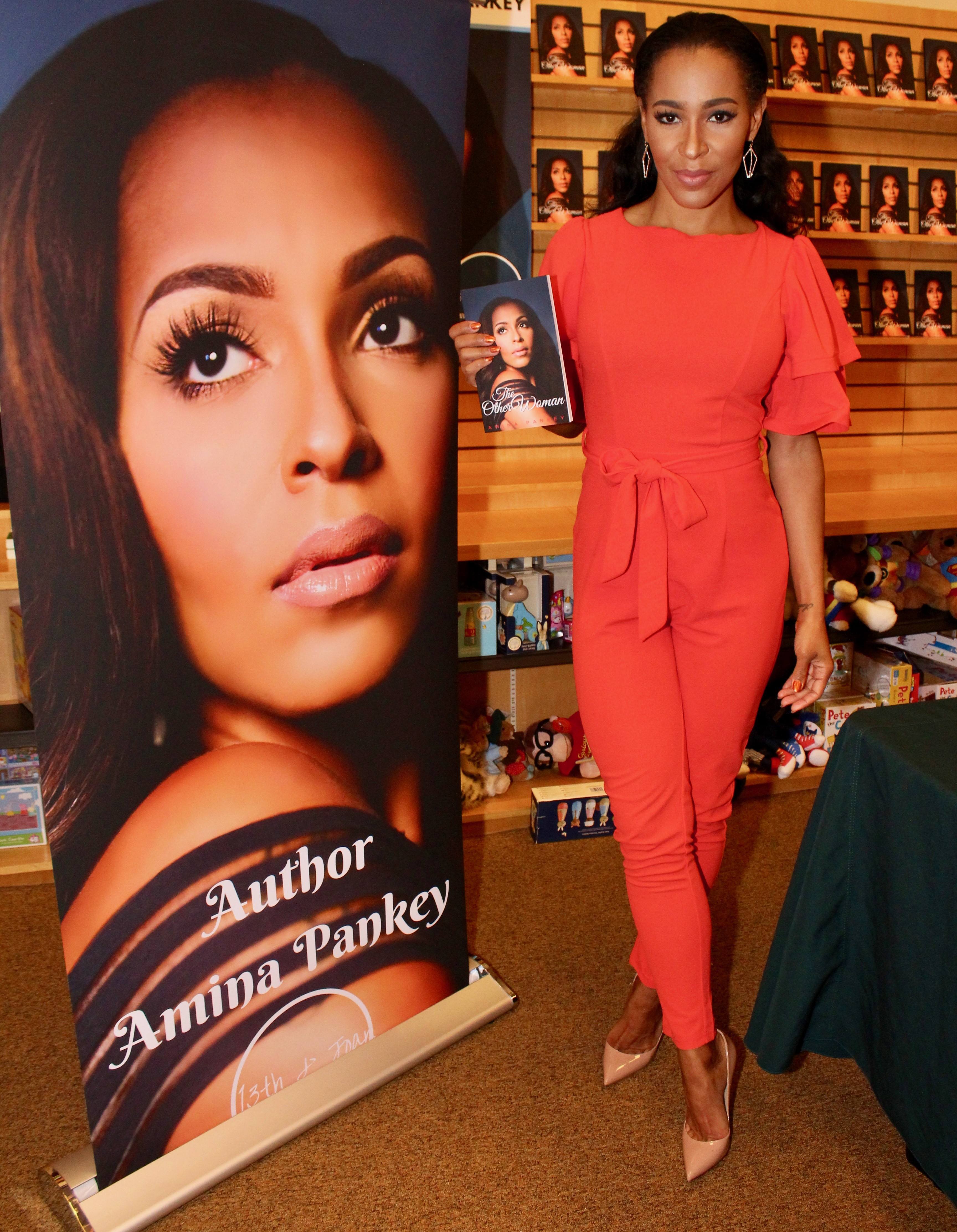 SOCIAL: AMINA PANKEY THE OTHER WOMAN BOOK TOUR *ATLANTA