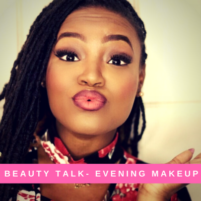 BEAUTY TALK: EVENING MAKEUP