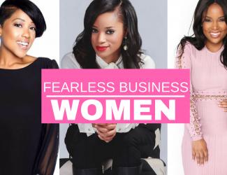FAVORITE FEARLESS BUSINESS WOMEN
