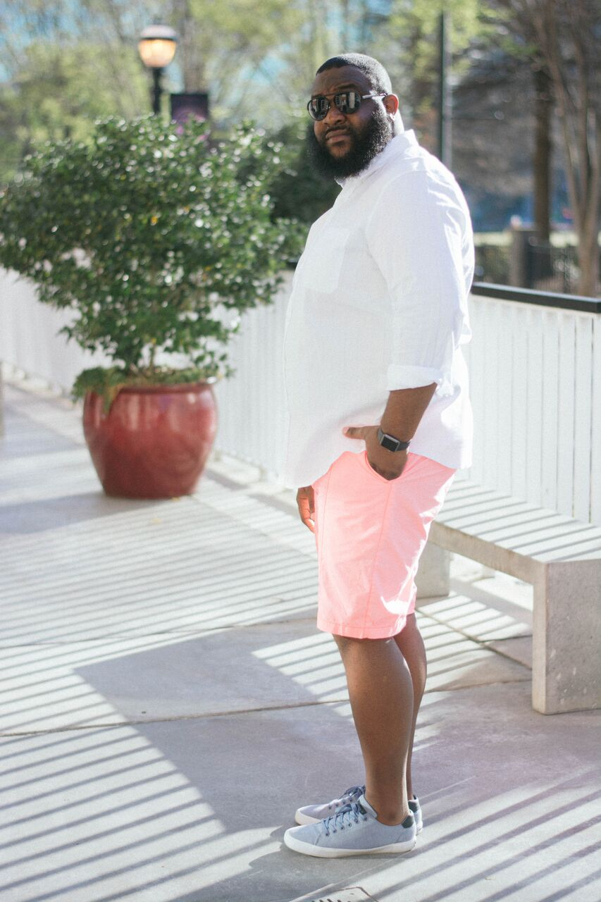 STYLE: SPRING READY OOTD WITH XL TRIBE