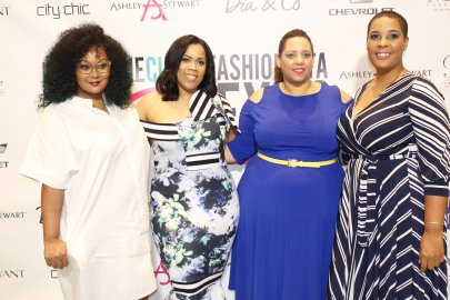 THE CURVY FASHIONISTA STYLE EXPO -DAY ONE