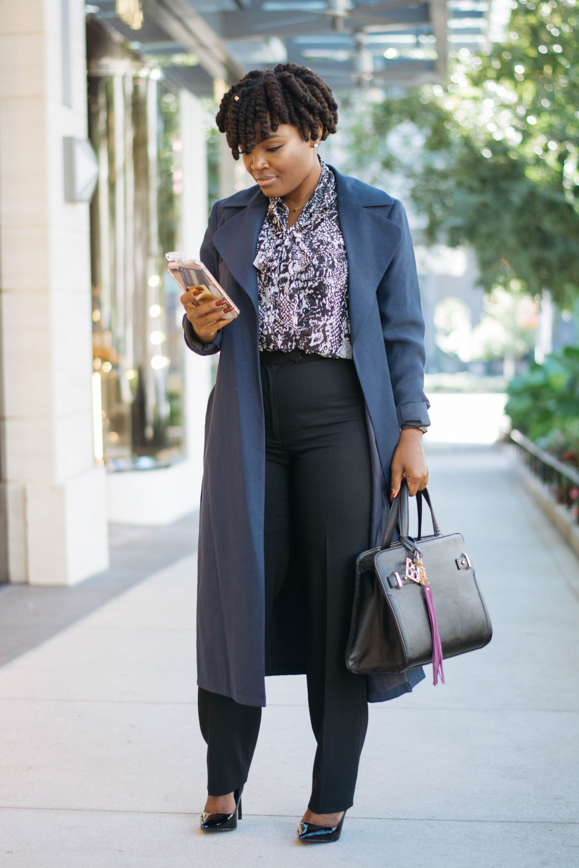 TGIT: SCANDAL OLIVIA POPE STYLE INSPIRED LOOK