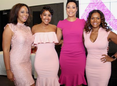 PAINTED PINK BREAST CANCER AWARENESS BRUNCH *2017
