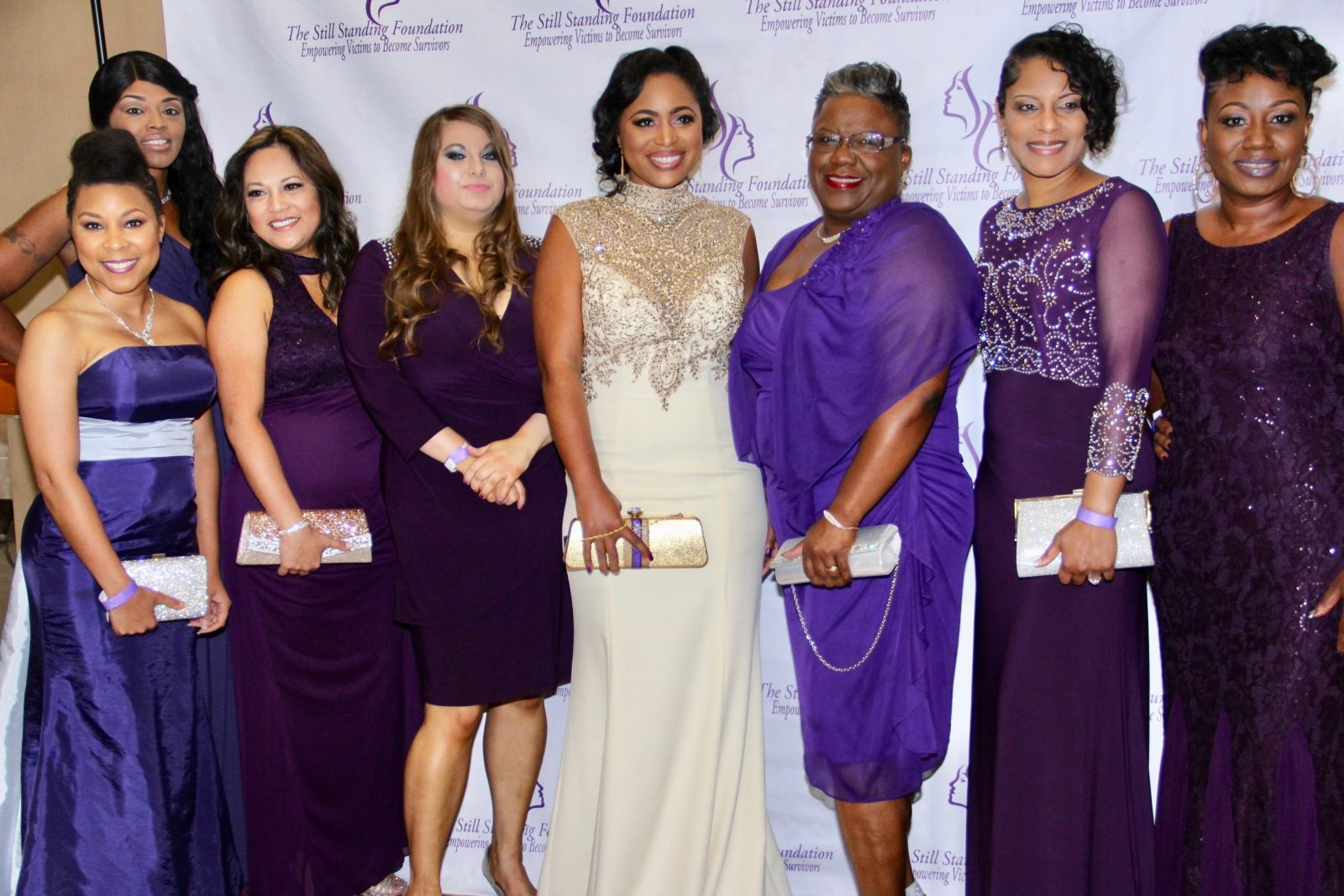 THE STILL STANDING PURPLE AFFAIR GALA *2017