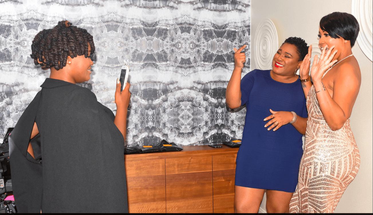 FAITH NKETSI - Faith Nketsi fans want to do a movie for her