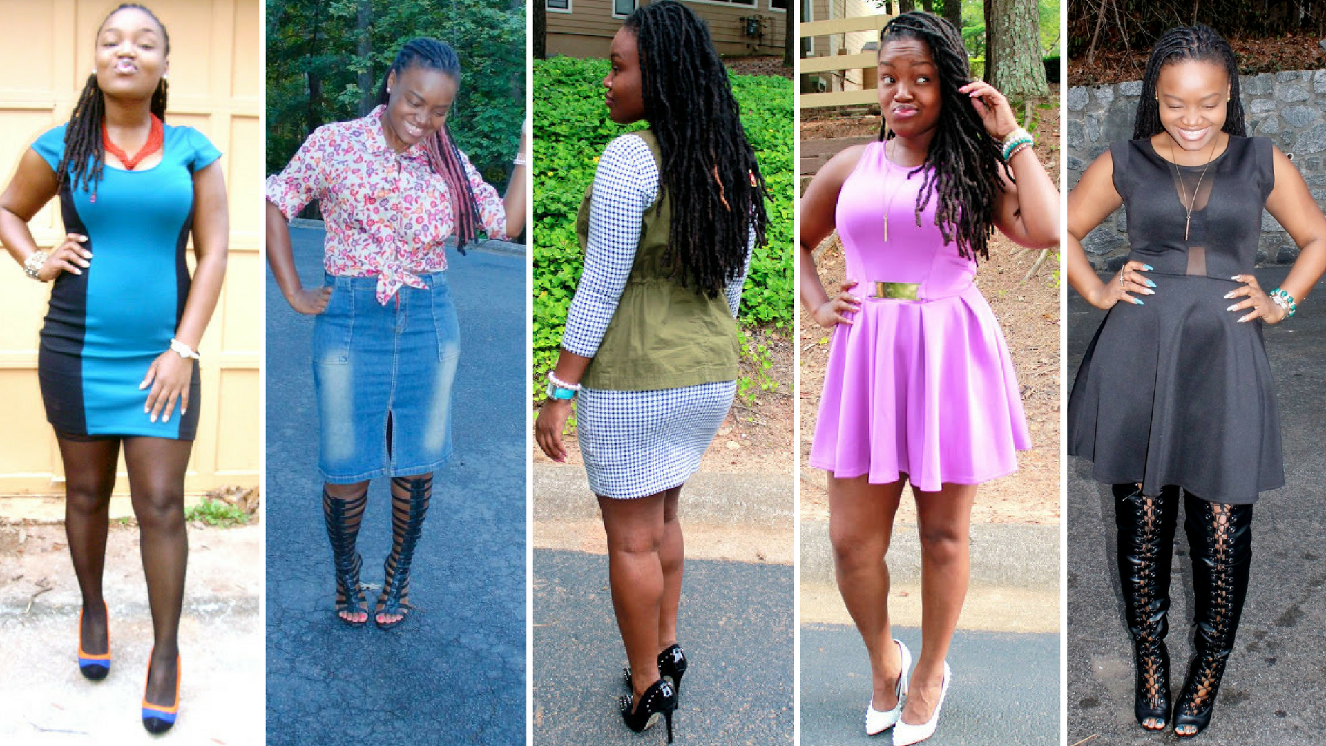 BLOGVERSARY: DATE NIGHT LOOK WITH SLAYVEN BOUTIQUE