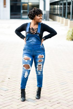 REPEATS: FOUR WAYS TO WEAR DENIM OVERALLS