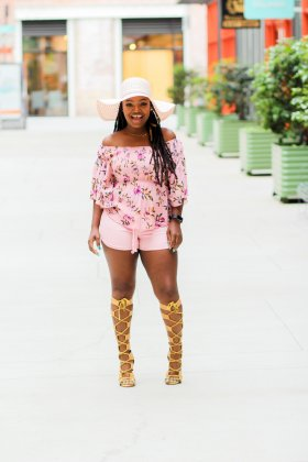 $25 WALMART SPRING OUTFIT INSPIRATION