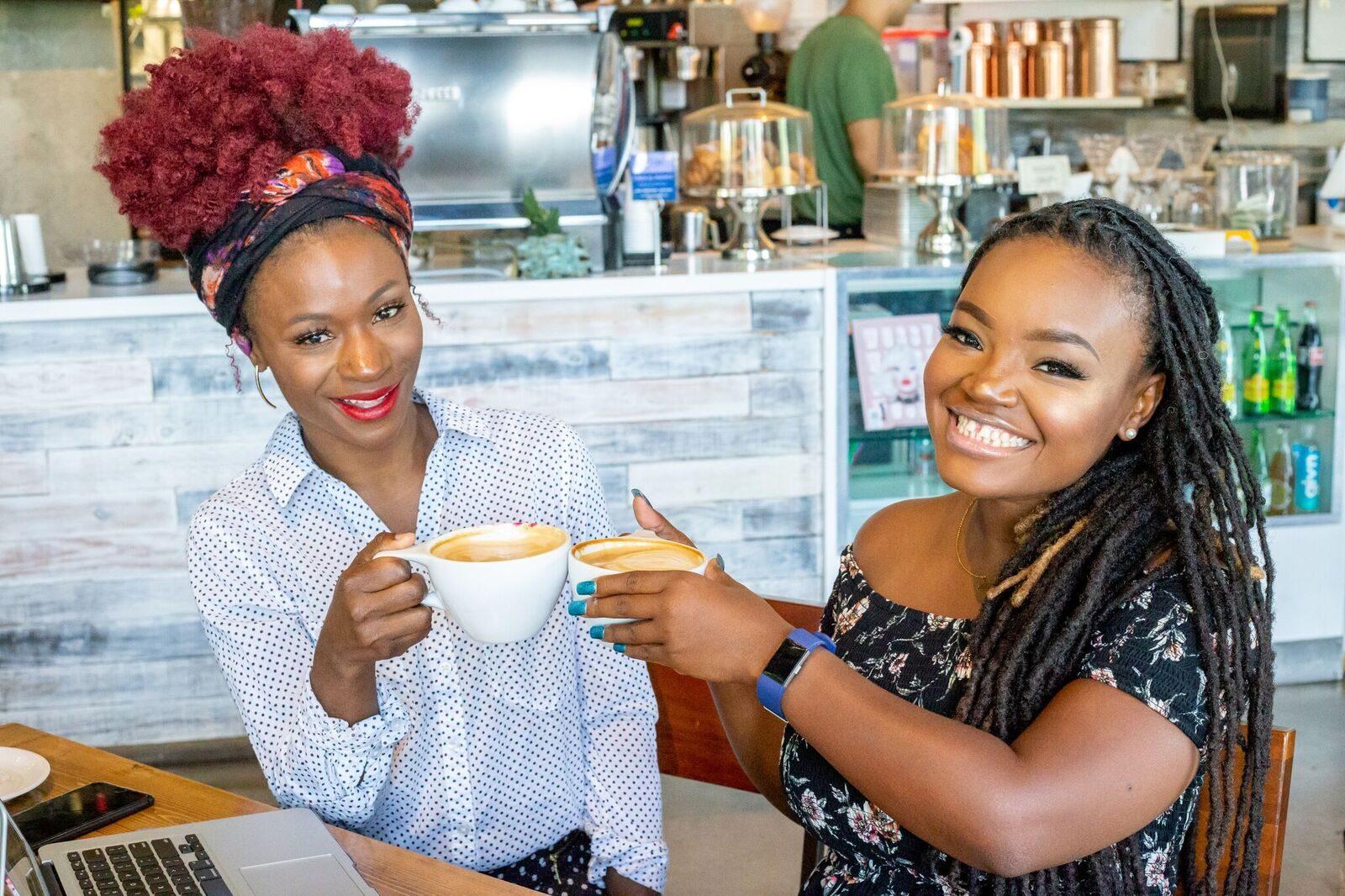 COFFEE WITH PRIIINCESSS: MAMA UNITED BLOG