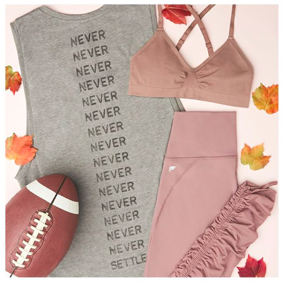 CUTE FALL WORKOUT CLOTHES