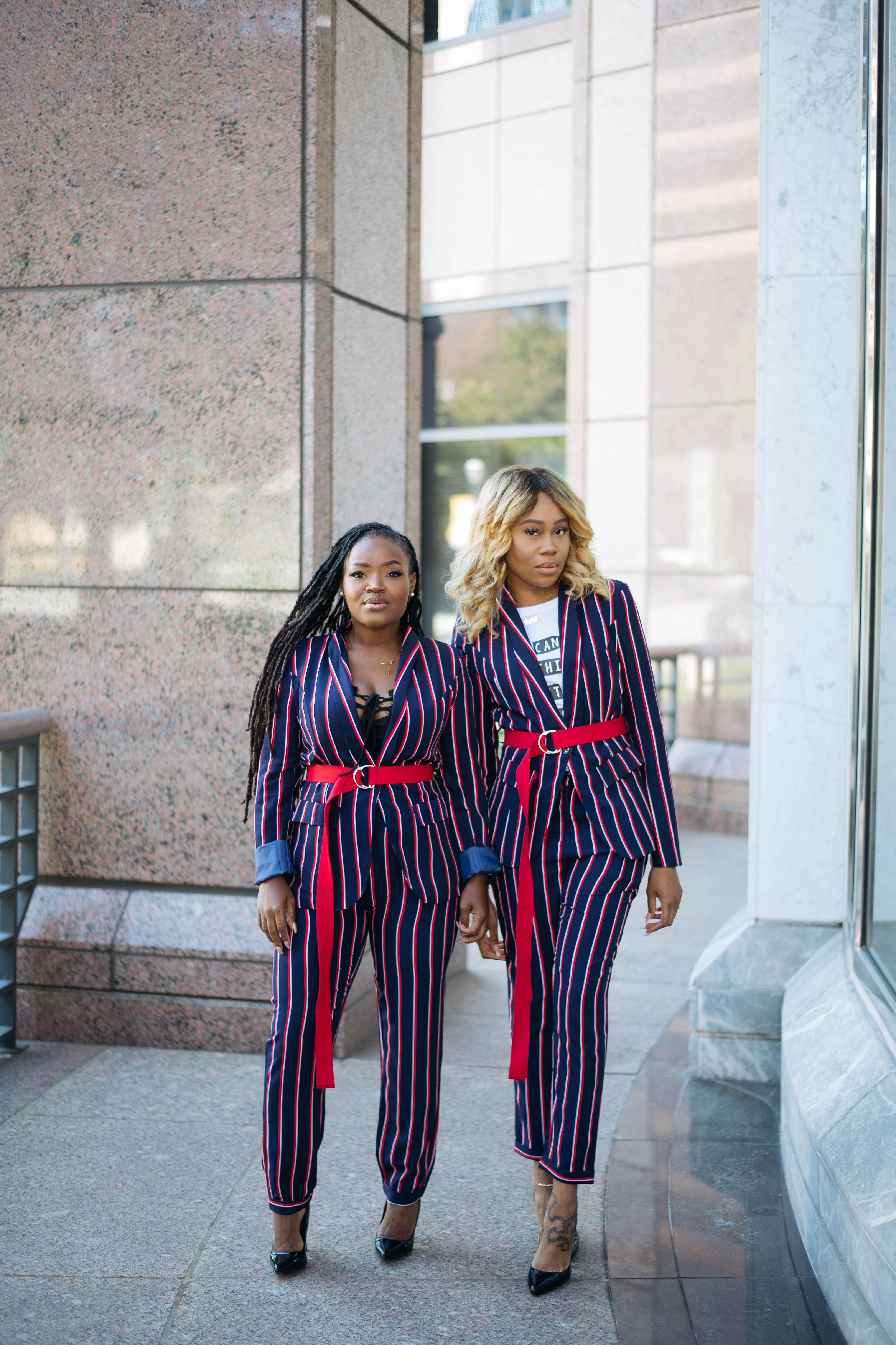 WORK CHIC: BUSINESS BESTIES SUIT