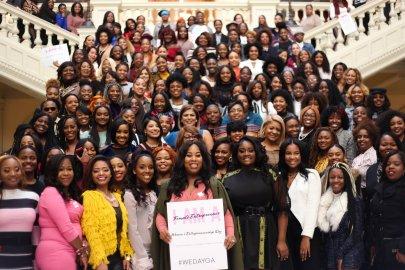 2018 GA STATE CAPITOL WOMEN ENTREPRENEURS DAY