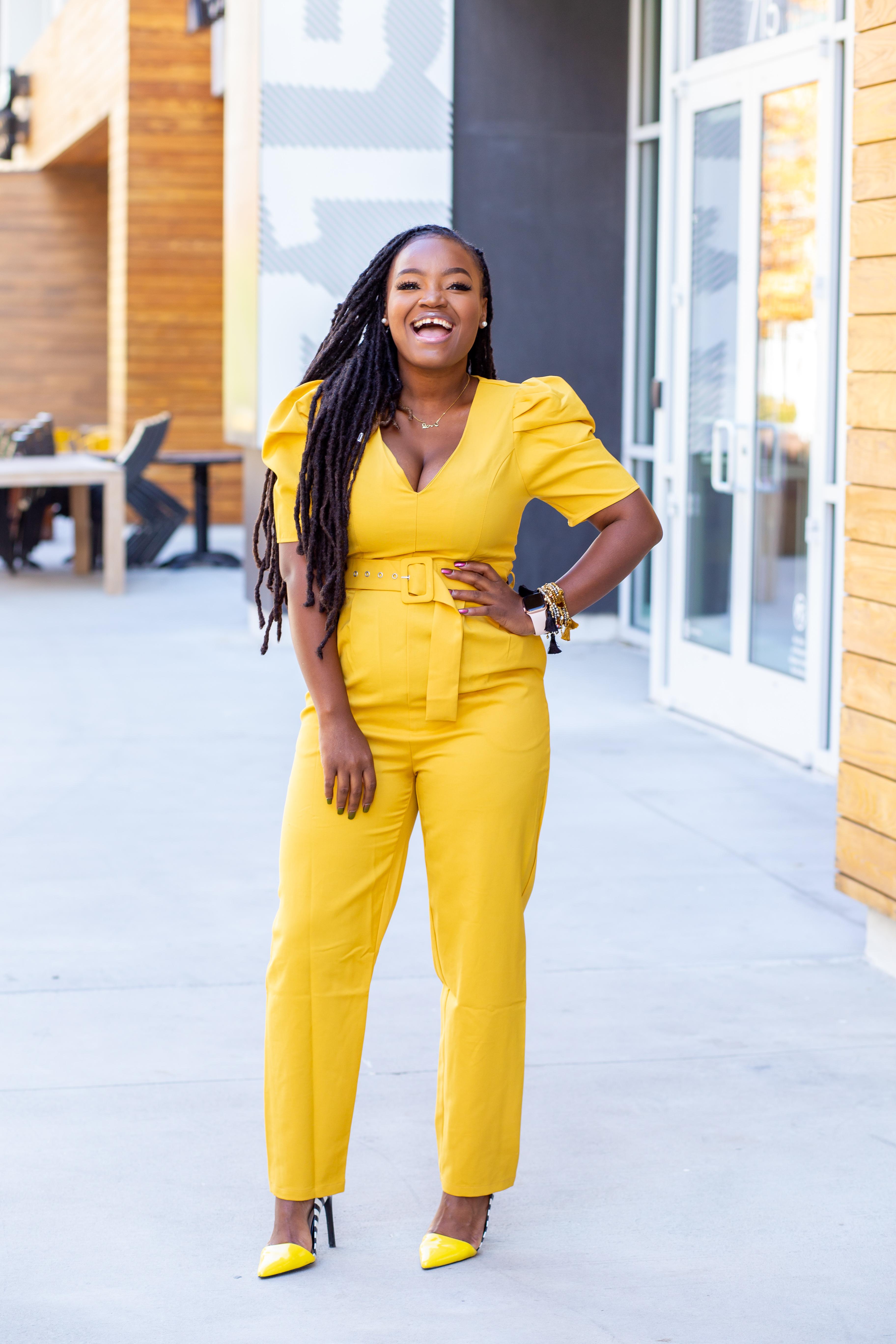 #WORKCHIC: WHY BLACK WOMEN LOVES YELLOW