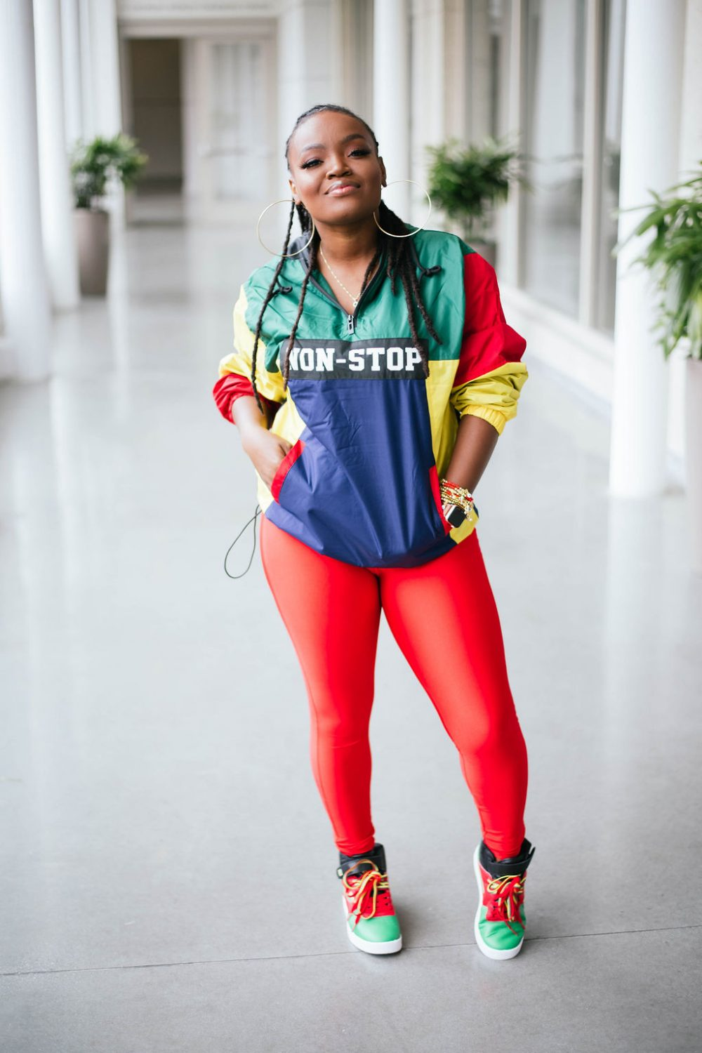 Hedendaags 90'S OUTFITS INSPIRATION- WERK PRAY SLAY 2019 DAY 1 LK-83